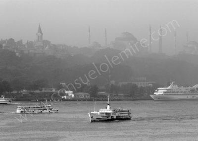 Topkapi - Mosquée Bleue - Corne d'Or - Istanbul 2006