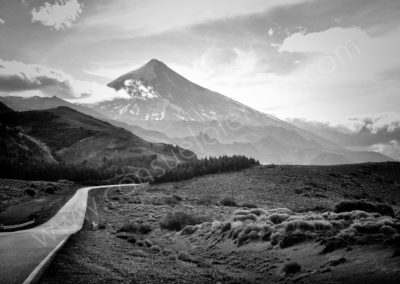 Volcán Lanin - Argentina 2015
