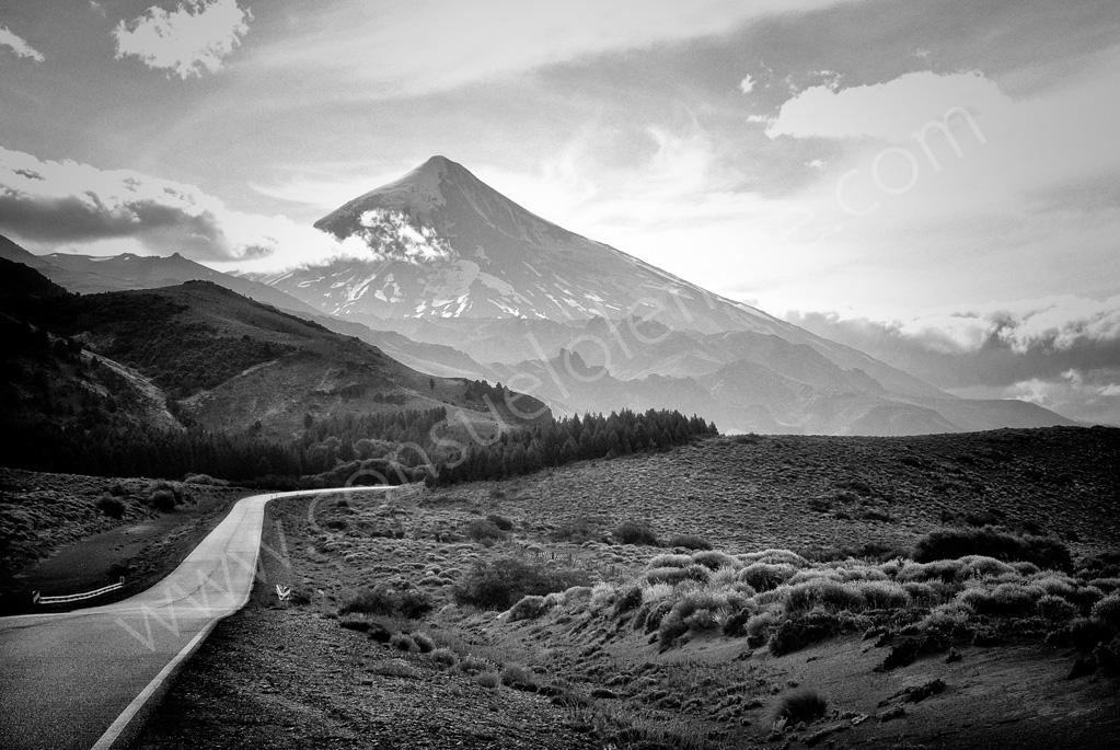 Volcán Lanin, Argentina 2015