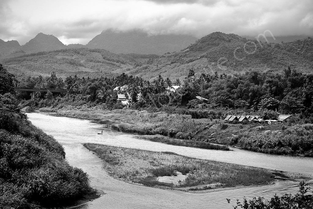 Luan Prabang, Laos 2008