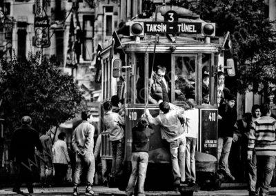 Istiklal- Istanbul Turquie 2005
