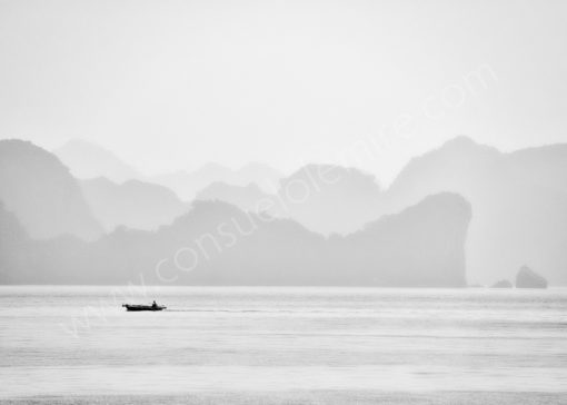 Bahía de Ha Long, Vietnam 2007